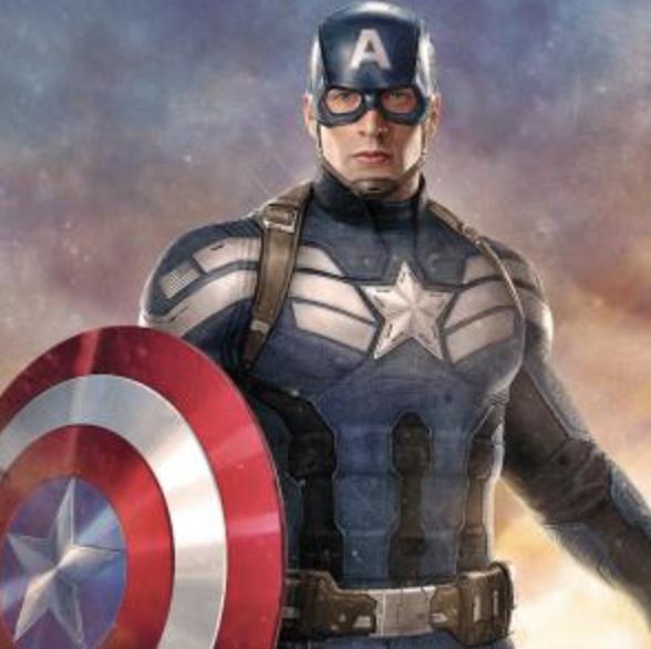 capitán américa, mejores trajes en la historia del cine y comic