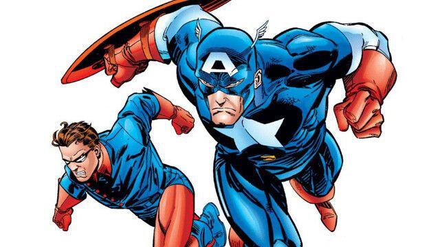Capitán América Serie Animada Años Noventa Cancelacion Marvel