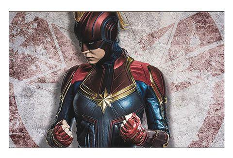 Capitana Marvel nuevo poster