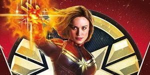 capitana marvel nuevo poster 1