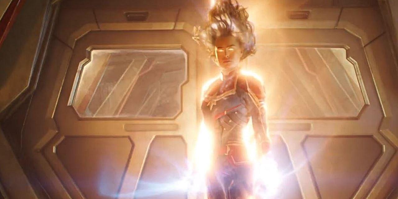 Capitana Marvel poderes