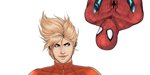 capitana marvel spider-man diferencia