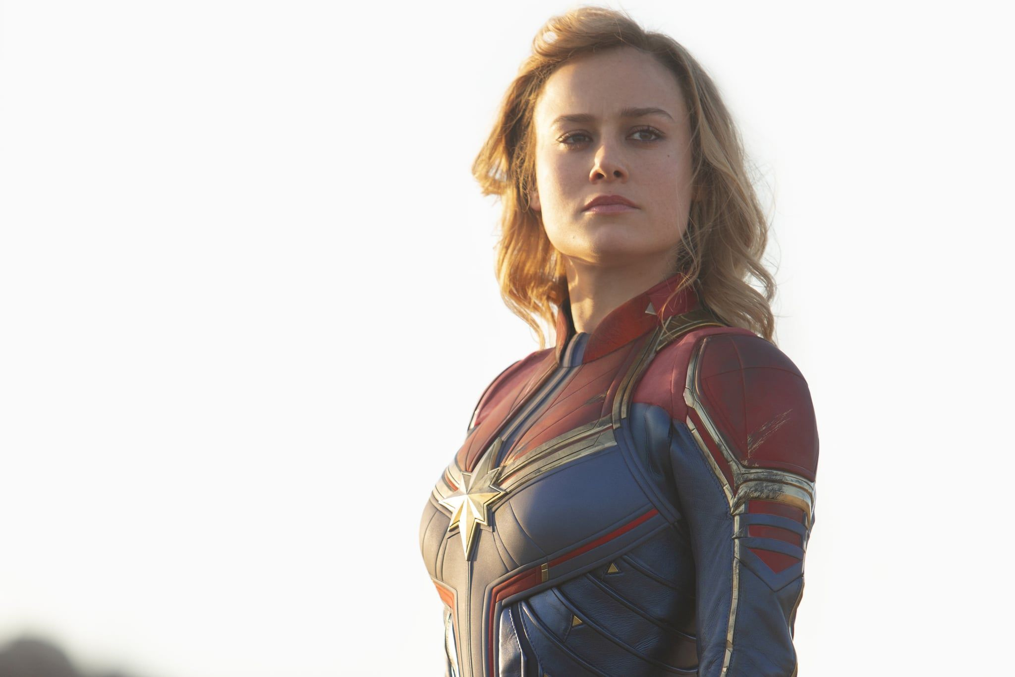 Capitana Marvel (Brie Larson) Martillo Thor Instagram - Marvel