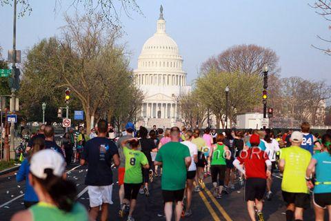 Study: Run/Walk Strategy Can Make Marathon Hurt Less