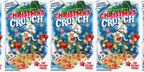 Cap'N Crunch Christmas Crunch 2020 Cap'n Crunch's Christmas Crunch Cereal Guarantees a Holly Jolly
