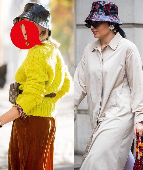 Tra le tante varianti di cappelli donna il bucket hat, detto anche cappello da pescatore, così spiovente e amato da Rihanna, è l'accessorio di stagione: scopri come indossarlo senza commettere Fashion Disaster.