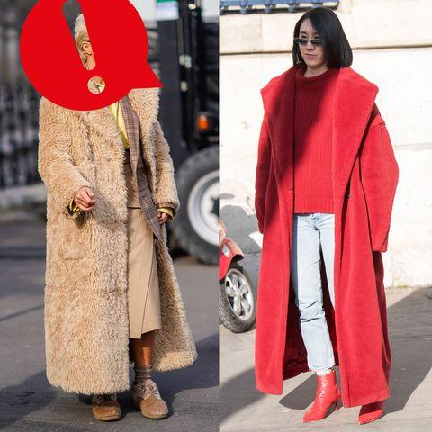 Il Teddy Bear Icon di Max Mara è tra i cappotti 2019, un modello copiatissimo: l'effetto pelliccia da orsetto lo trasforma in una coccola XL, ma indossarlo senza cadere in un fashion disaster è tutto un altro paio di maniche.