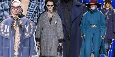 e48e1d8d71 Cappotti donna: 50 modelli eleganti di moda nel 2019