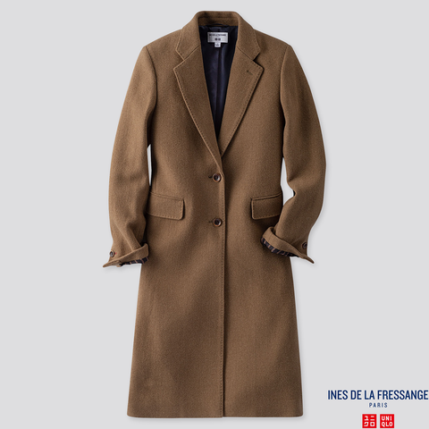 more photos 45a3c ed6fb Cappotto moda 2019: Uniqlo arriva a Milano con la collezione ...