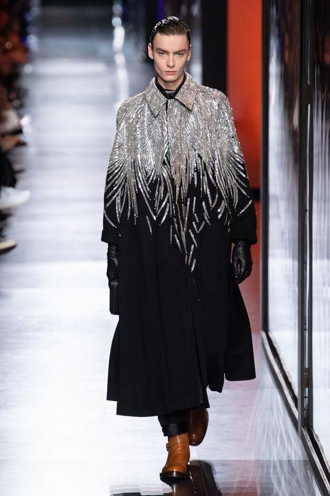 cappotti uomo autunno inverno 2020 2021 dior