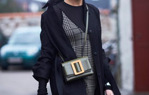 Clothing, Street fashion, Black, Fashion, Outerwear, Coat, Waist, Jacket, Human, Sleeve,