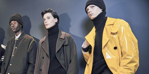 7cfe97a2ee05d3 Sfide: cappotto lungo o corto?