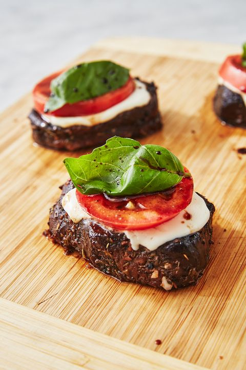 Caprese Steak - Delish.com
