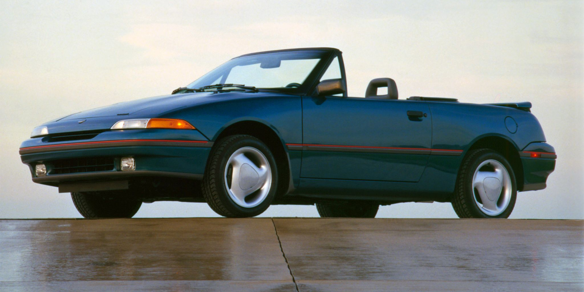 Ford's Miata Fighter Used Mazda Engineering But Still Couldn't Win