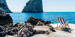 Capri vakantie