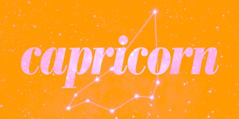 Capricorn horoscopes.