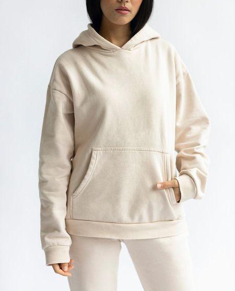 capsule studio oversized hoodie