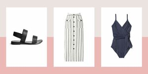 Capsule wardrobe for your next holiday