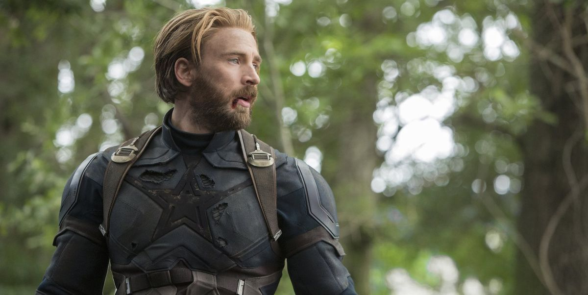 You Can Thank Chris Evans's Mom for Convincing Him to Play Captain America
