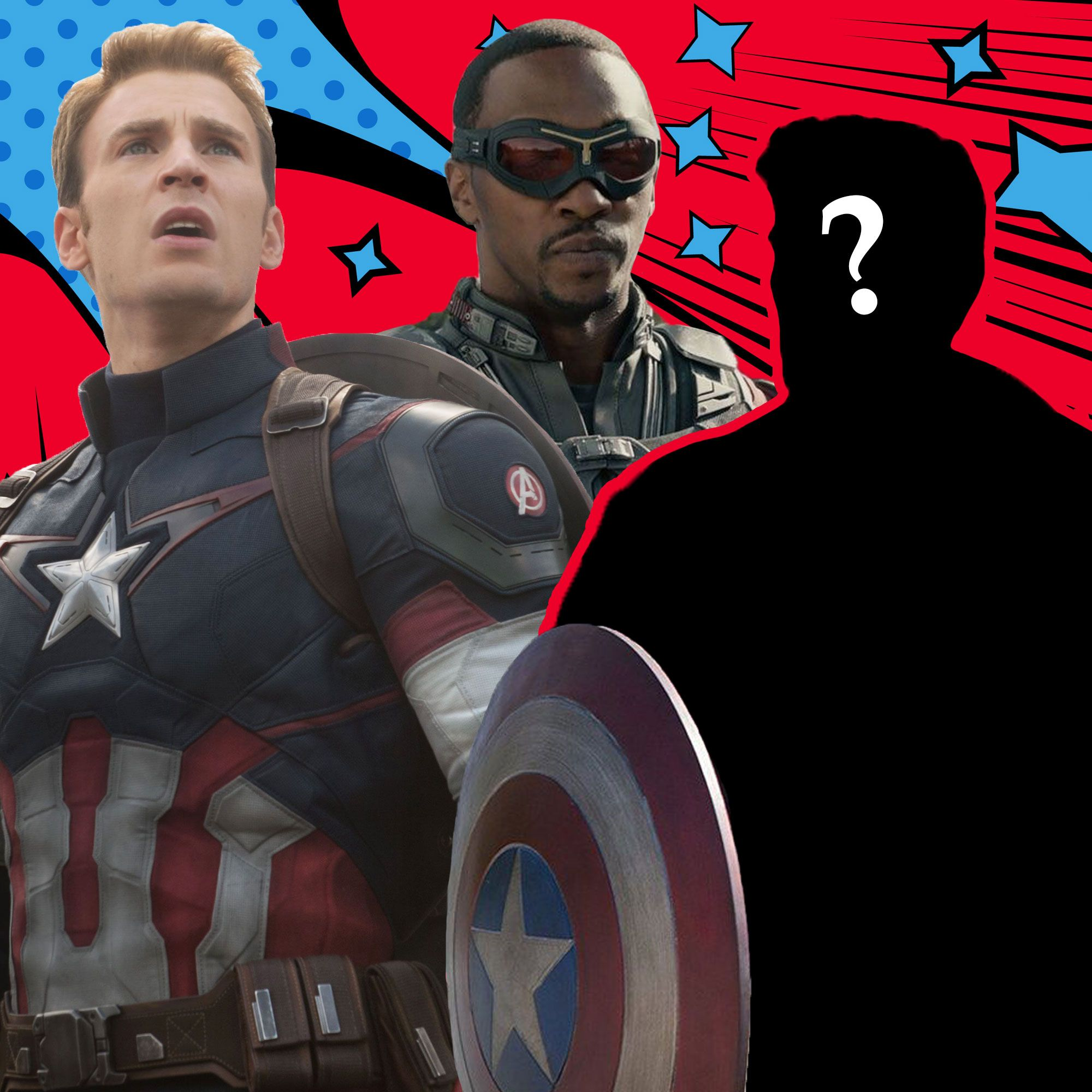 Next Captain America - The Falcon and the Winter Soldier could be trumped by a brand new Cap