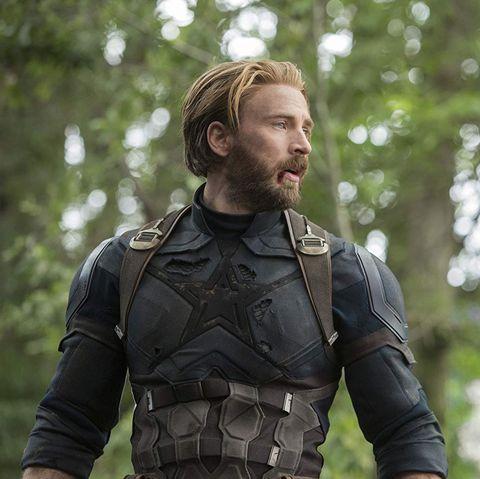 chris evans captain america marvel characters