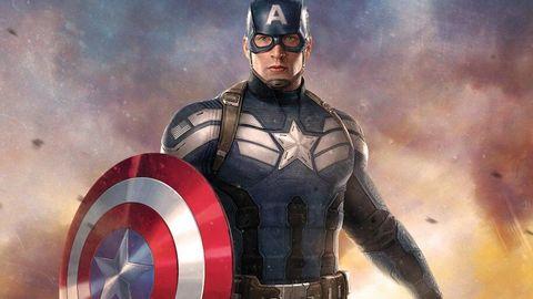 Superhero, Fictional character, Captain america, Hero, Movie, Action film, Armour,
