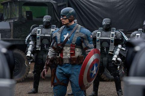 marvel captain america first avenger