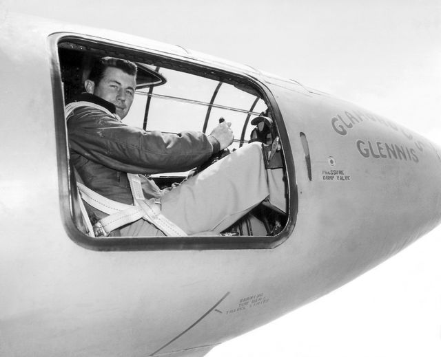 chuck yeager and bell x 1