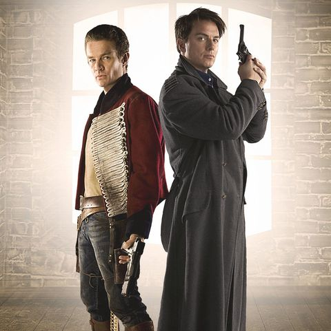 John Barrowman and James Marsters to reunite in new Torchwood stories from Big Finish