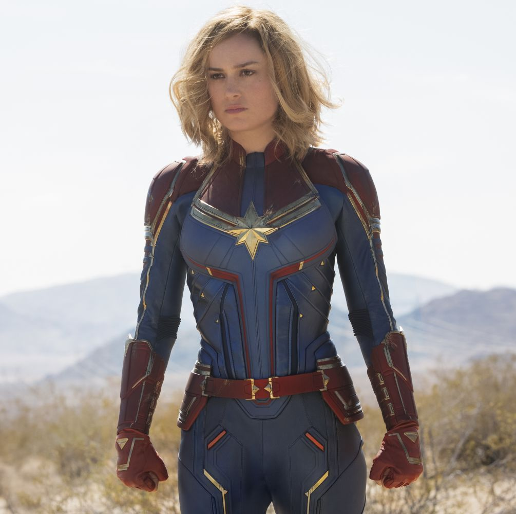 Sexist Trolls Are Already Waging War Against Captain Marvel With Negative Reviews