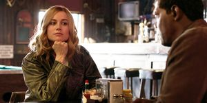 Captain Marvel, Brie Larson, Samuel L Jackson