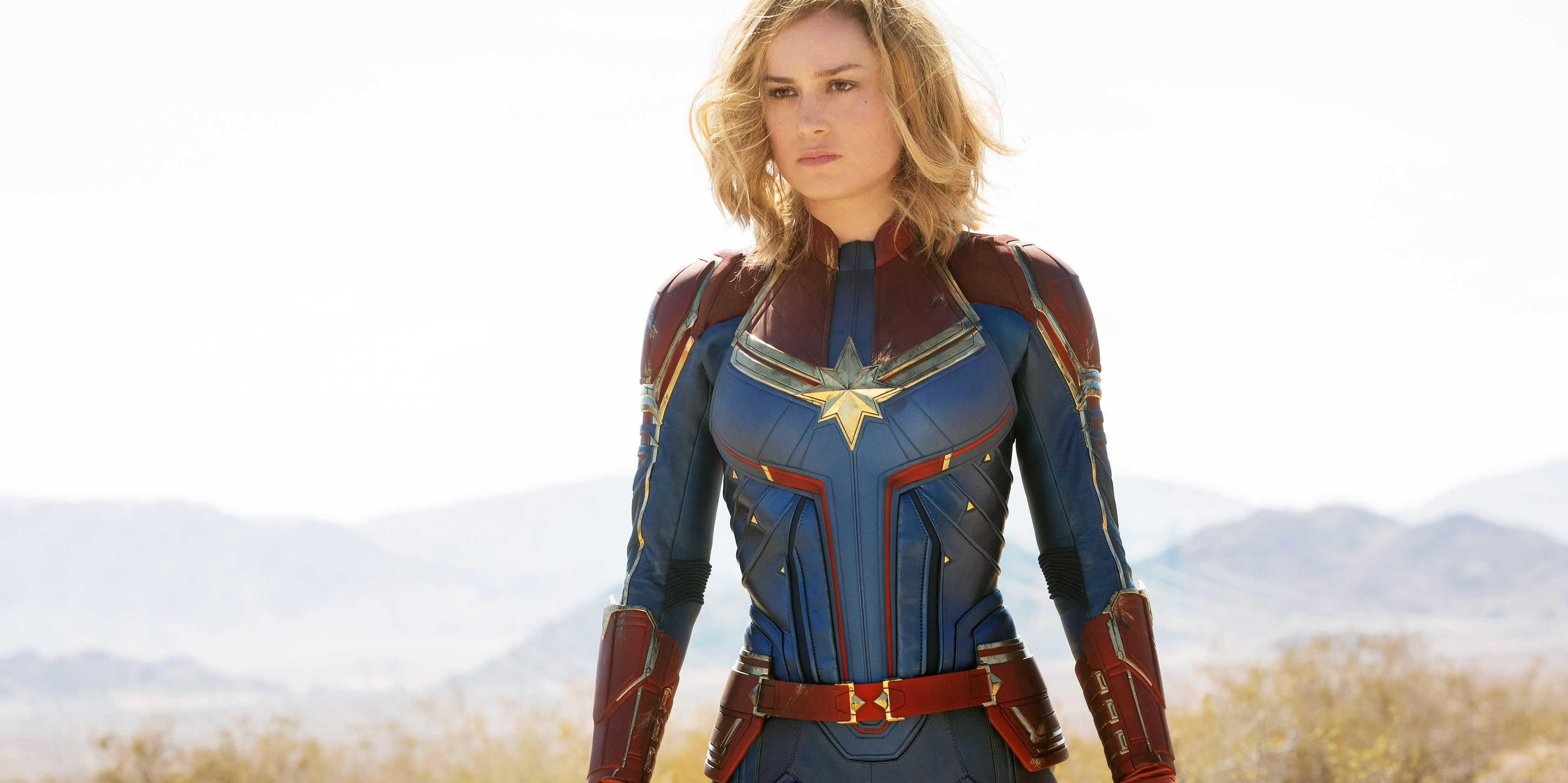 Captain Marvel Is Now the Highest Grossing Movie With a Female Lead Ever