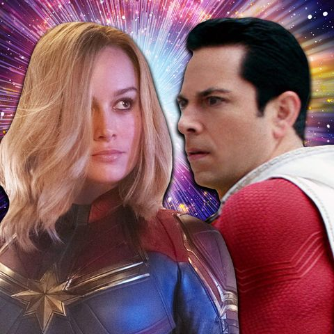 Captain Marvel Shazam Explained Heres Why There Are Actually Two
