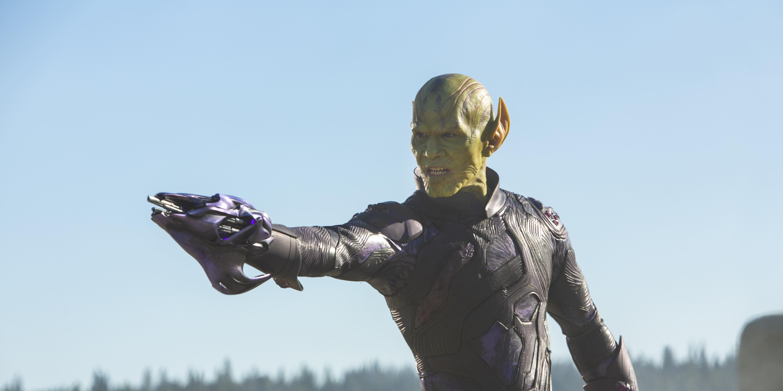 CaptainMarvel Skrull Talos