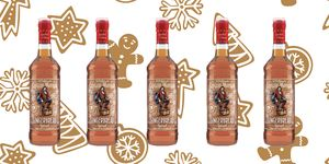 Asda Is Selling Captain Morgan Gingerbread Spiced Rum