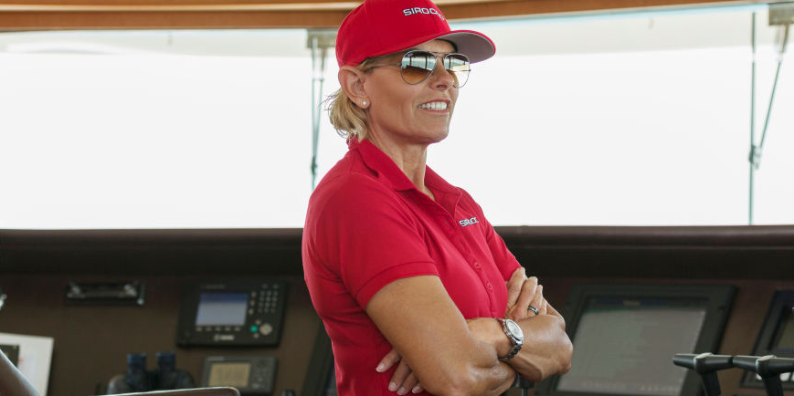 """Below Deck"" Star Captain Sandy Yawn Reveals the Symptoms She Felt Before a Heart Attack"