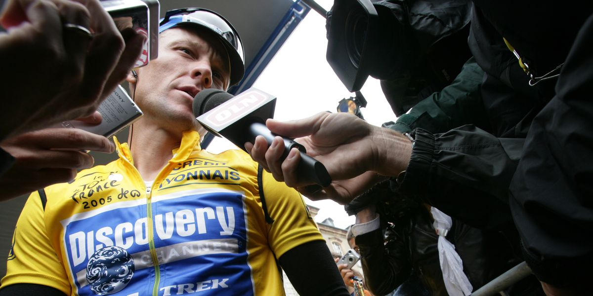 It's Time to Let Lance Armstrong Go
