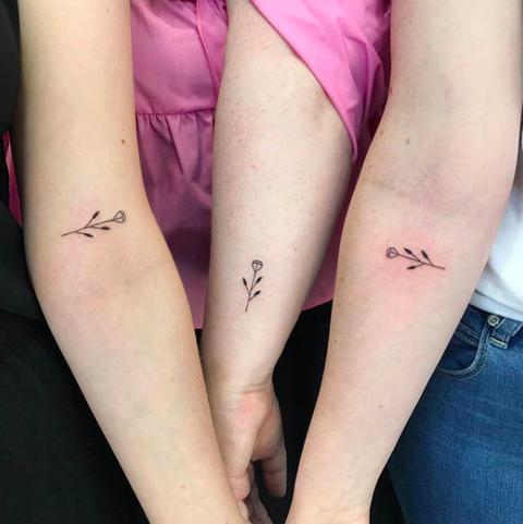 Diez Tatuajes Perfectos Para Hacerse A Juego