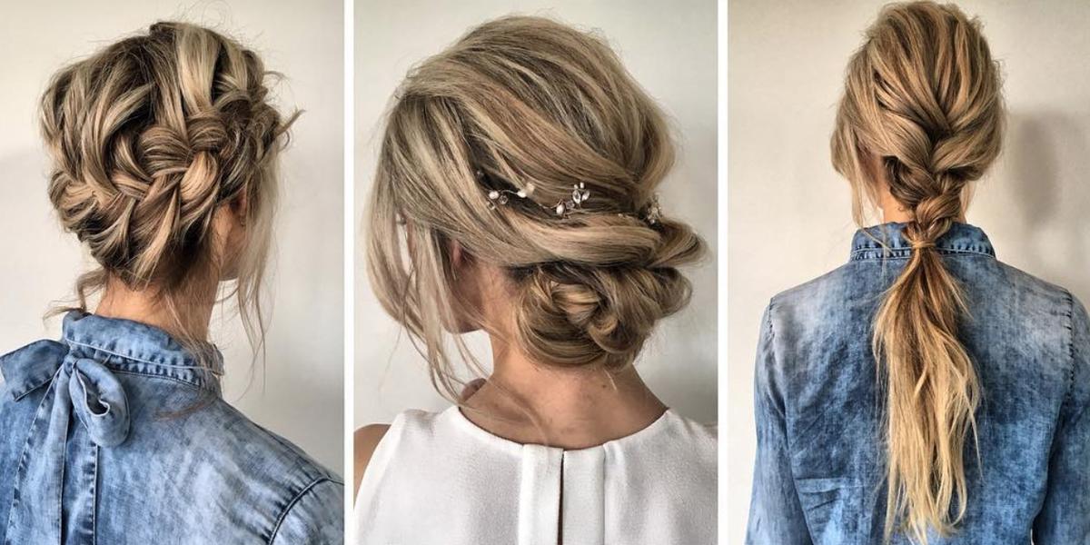 Cómo conseguir un peinados boda invitadas Fotos de los cortes de pelo de las tendencias - Peinados de inspiración para invitadas de boda de ...