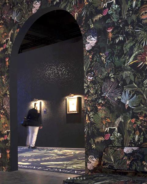 Arte International, Extinct Animals, Moooi Wallcovering
