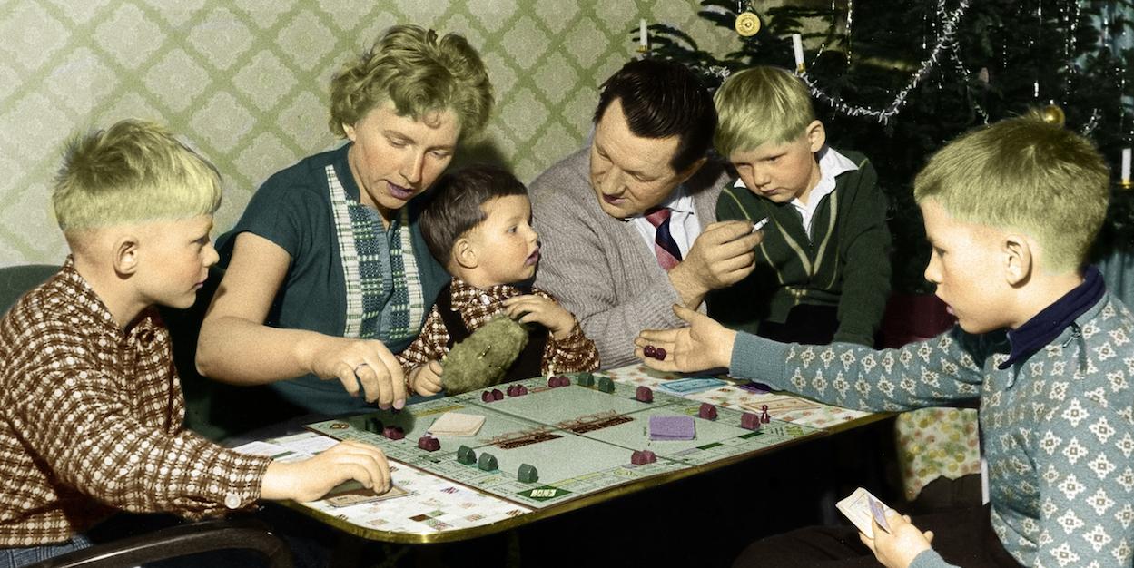 monopoly alemania años 60