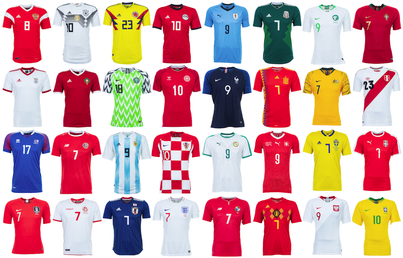 Mundial de Rusia 2018  ¡Analizamos a todas las selecciones! 63e390214fc44