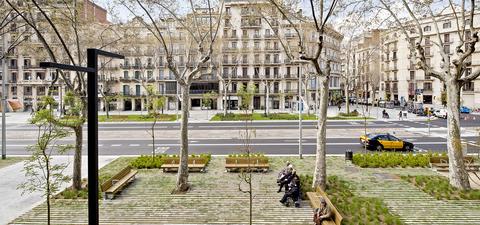 Teresa Galí-Izard. Arquitectura Agronomía. Felipe VI Park en Logroño