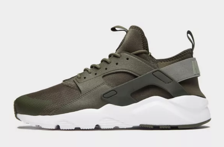 Nike Air Huarache Ultra, nike zapatillas, zapatillas hombre, zapatillas rebajas