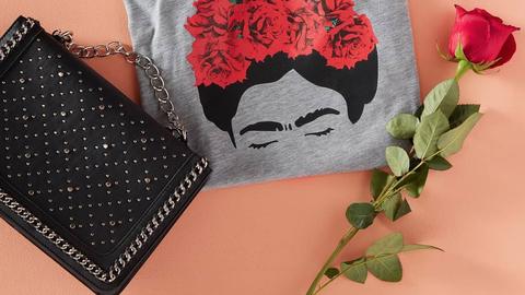 08a65d7ae La camiseta de Frida Kahlo de Primark que ha causado furor - Primark ...