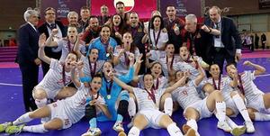 Selección de Futbol Sala Femenino