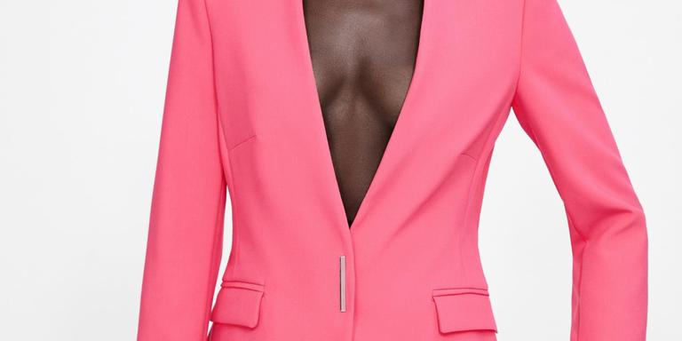 Estos trajes de colores de Zara y Sfera te harán ser la perfecta invitada 42462d88901