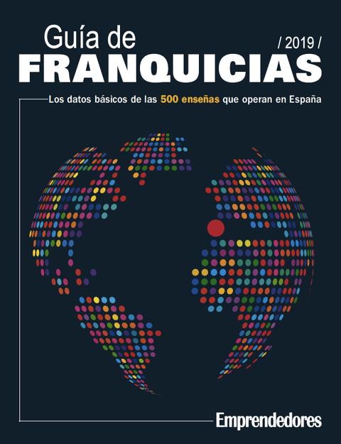 Guía de Franquicias 2019 Revista Emprendedores