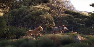 el rey leon trailer oficial español