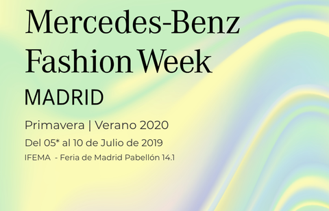 Calendario Ifema 2020.Ya Hay Fecha Para La 70 Edicion De La Mercedes Benz Fashion Week
